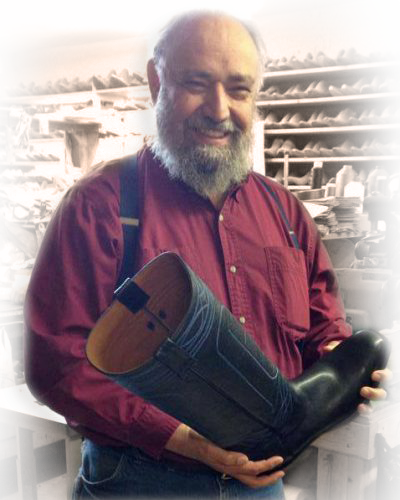 David Espinoza, Owner Espinoza Boot Maker