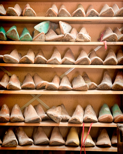 shoe lasts for making custom boots