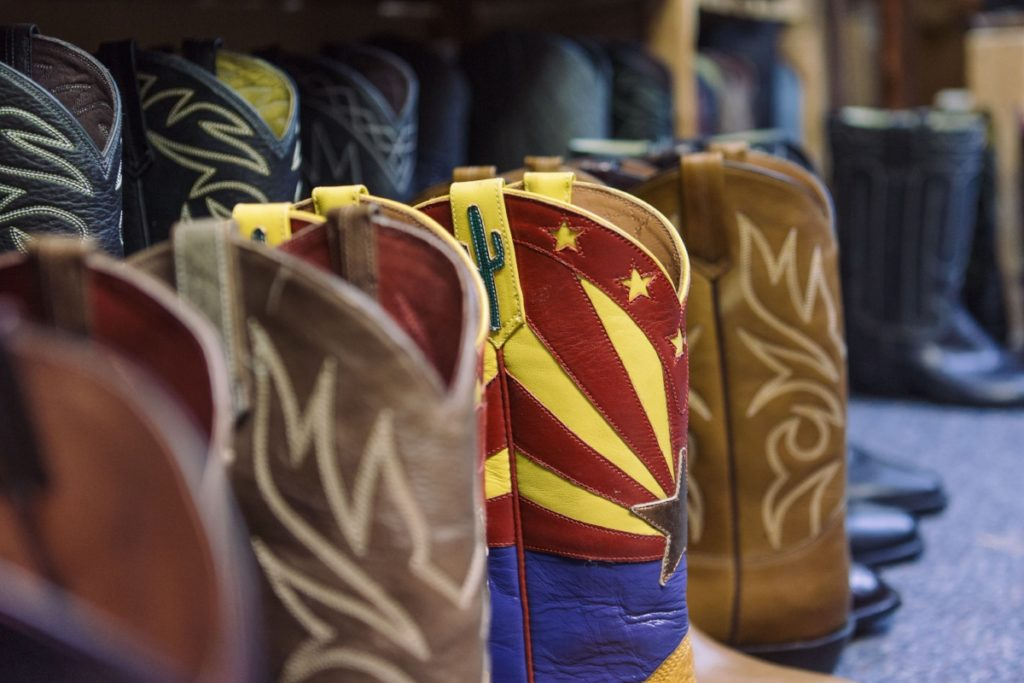 arizona flag boots espinoza boot maker