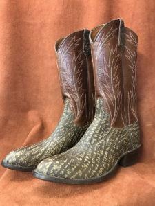 Cape Buffalo Cowboy Boots