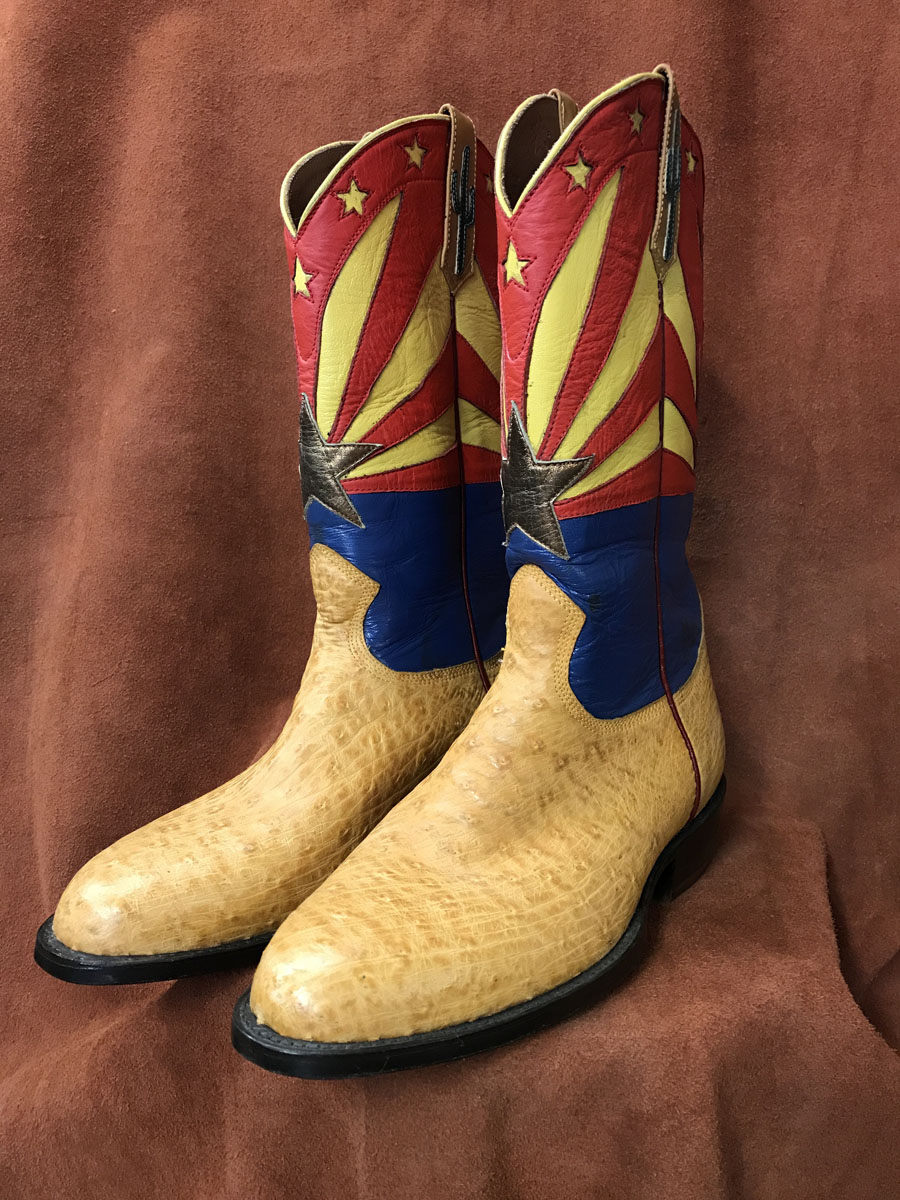 arizona flag cowboy boots
